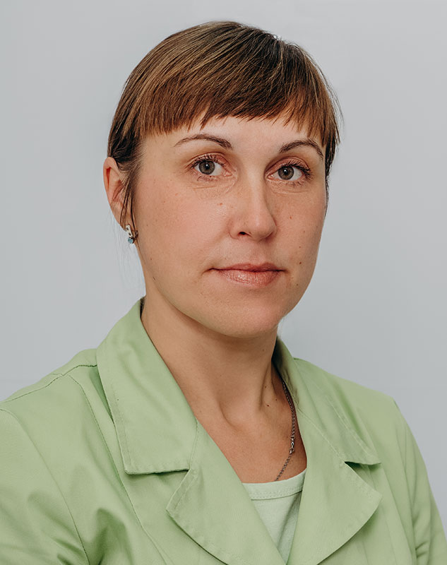 Кижаева Анна Васильевна